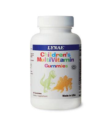 LYNAE® Children's MultiVitamin Gummies