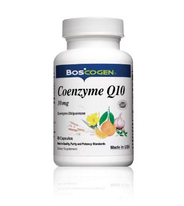 Boscogen Coenzyme Q10