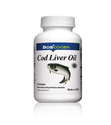 Boscogen Cod Liver