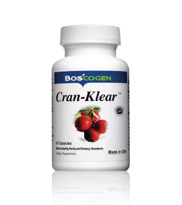 Boscogen Cran-Klear