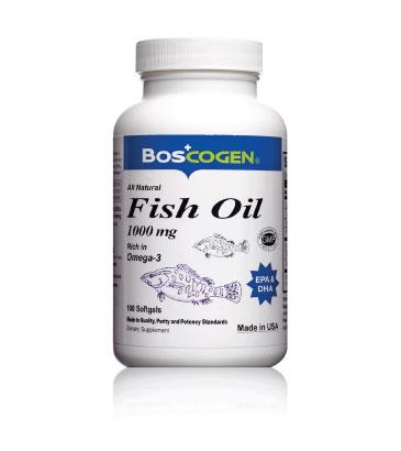 Boscogen Fish Oil