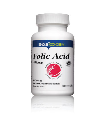 Boscogen Folic Acid