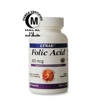 LYNAE® Folic Acid 400mcg