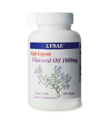 LYNAE® High Lignan Flaxseed Oil