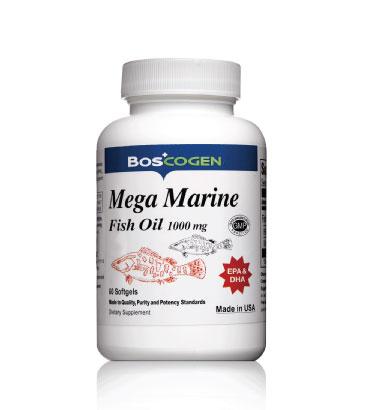 Boscogen Mega Marine Fish Oil
