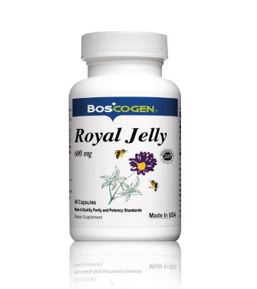 Boscogen Royal Jelly