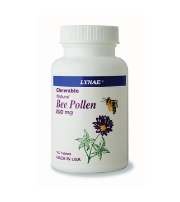 LYNAE® Chewable Bee Pollen