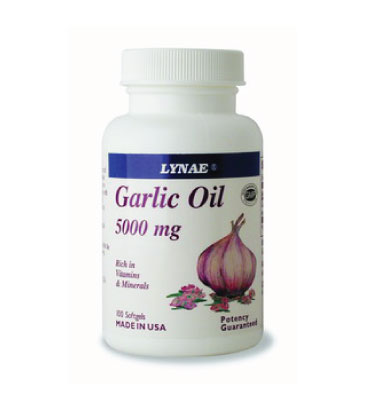 LYNAE® Garlic Oil 5000mg