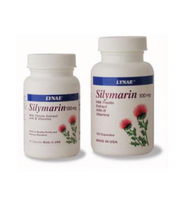 LYNAE® Silymarin 100mg w/B Complex