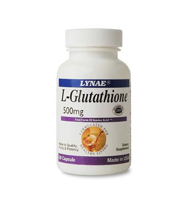 LYNAE® L-Glutathione 500mg