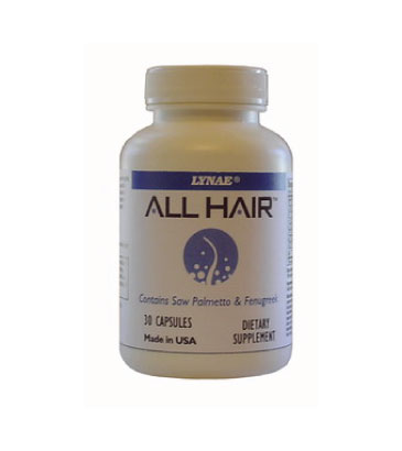 LYNAE® All Hair Supplements