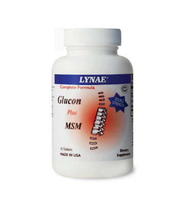 LYNAE® Glucon Plus MSM