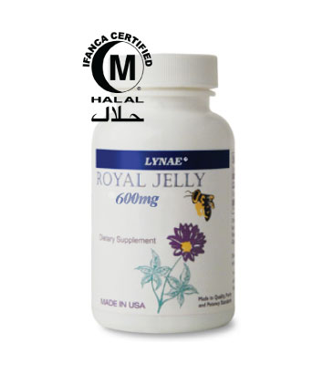 LYNAE® Royal Jelly 600mg