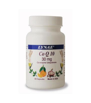 LYNAE® Coenzyme Q10 (30mg)