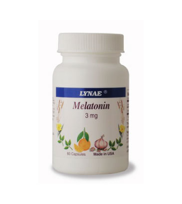 LYNAE® Melatonin 3mg